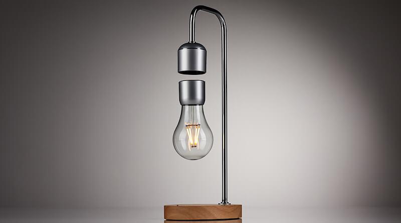 Magnetic Floating Light Bulb