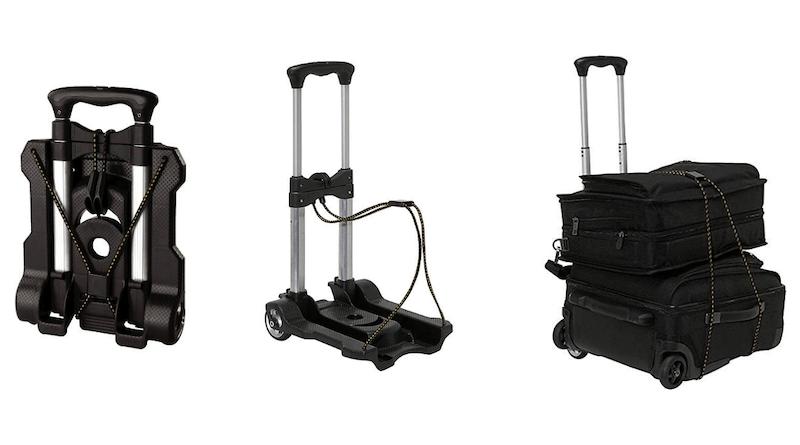 Folding Luggage Cart