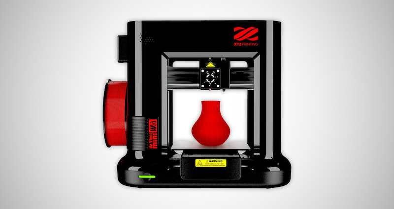 Da Vinci Wireless 3D Printer
