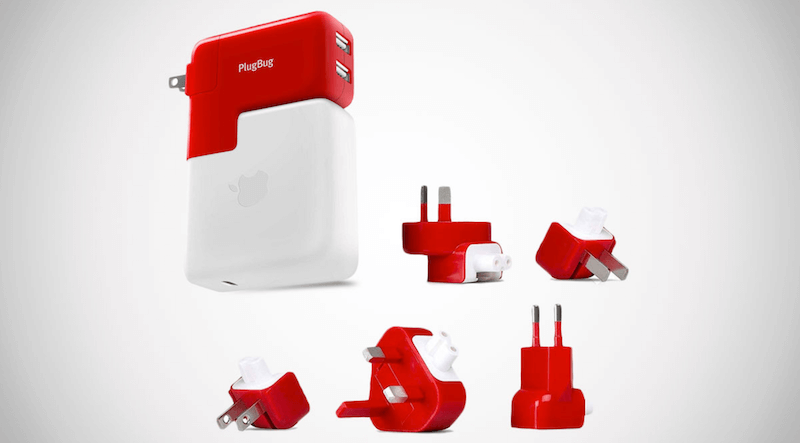 All-in-one MacBook Global Travel Adapter