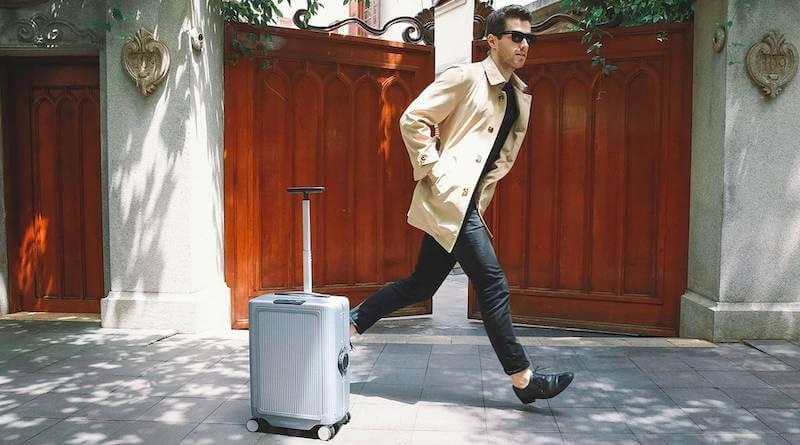 Smart Robot Smart Robot Suitcase Suitcase