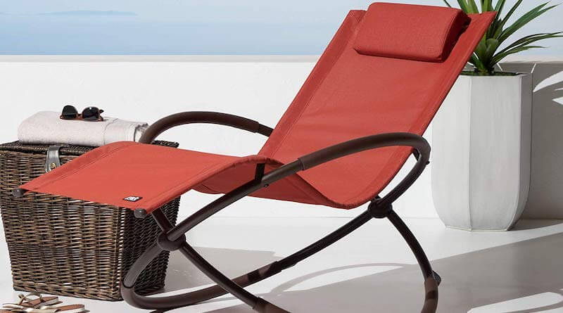 Outdoor Orbital Lounger