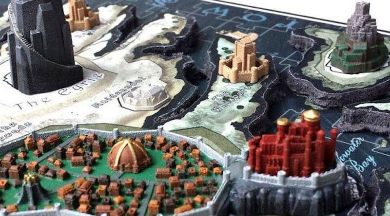 4D Westeros Puzzle