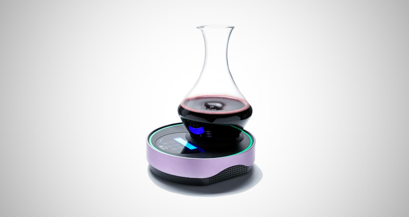 Electronic Decanter Set