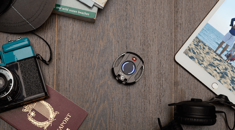 The Truly Smart Travel Lock