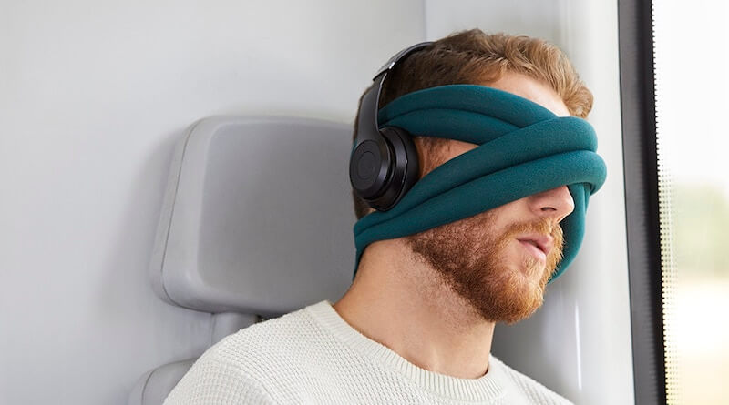 Ostrich Loop Travel Pillow