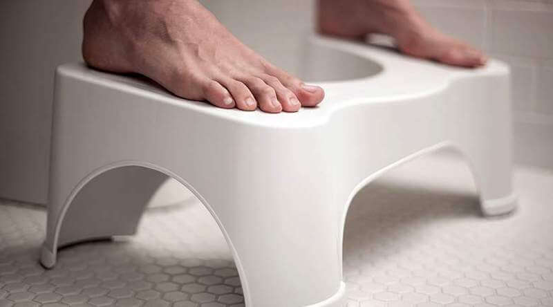 Squatty Potty - The Original Bathroom Toilet Stool