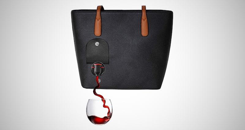 Fashionable Hidden Flask Purse