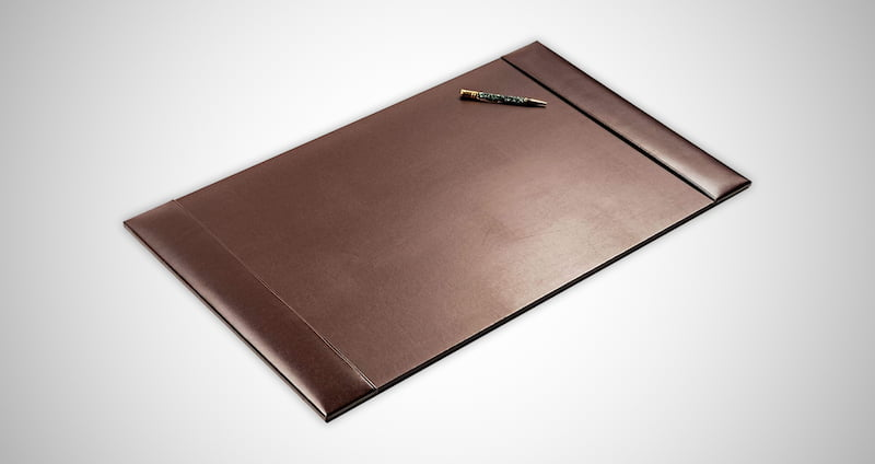 Dacasso Bonded Leather Desk pad