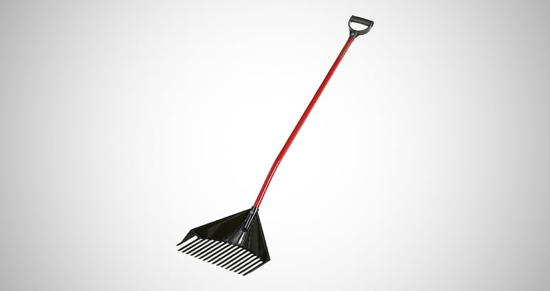 Alterra Tools 3-in-1 Leaf Rake