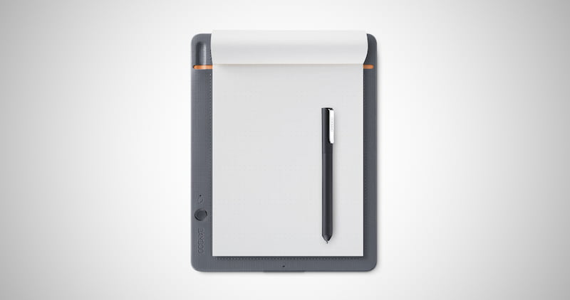 Bamboo Slate Smartpad Digital Notebook