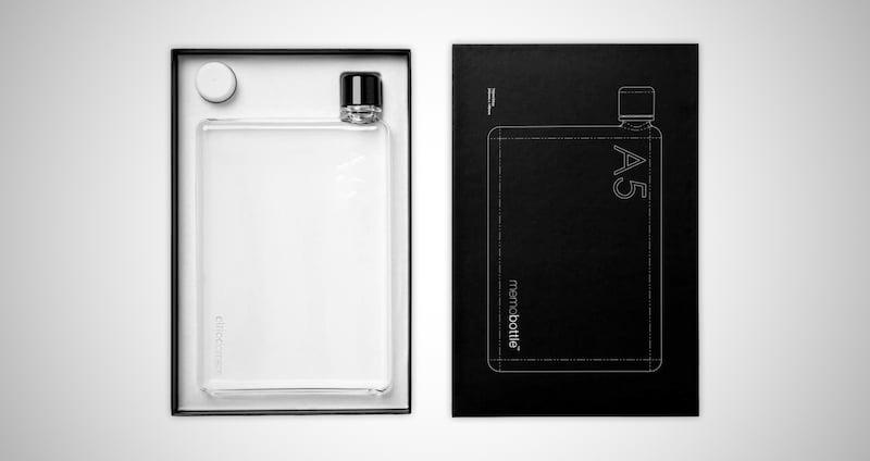 The Flat A5 Water Bottle