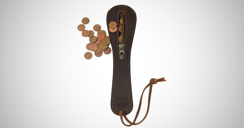 Self-Defense Coin Bag
