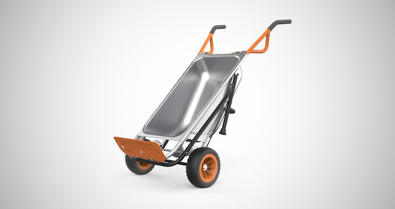 All-Purpose 8-in-1 Hand Truck