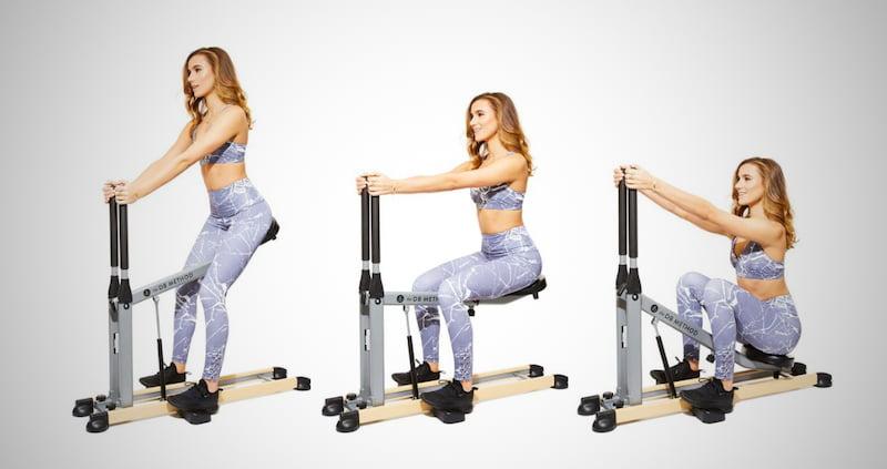 The DB Fitness Machine