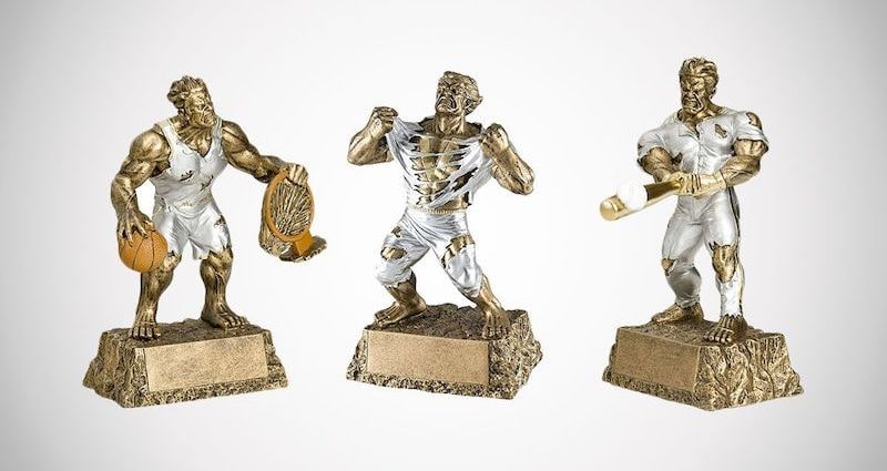 Victory Monster Trophy
