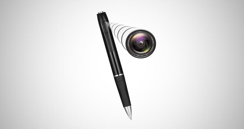 Spy Pen Hidden Camera Pen