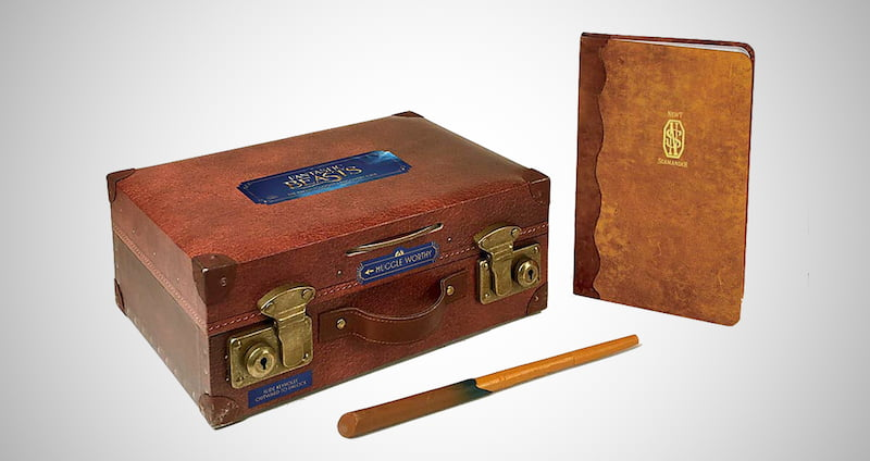 The Magizoologist's Discovery Case