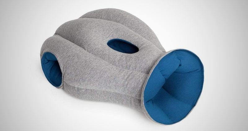 Ostrich Napping Pillow