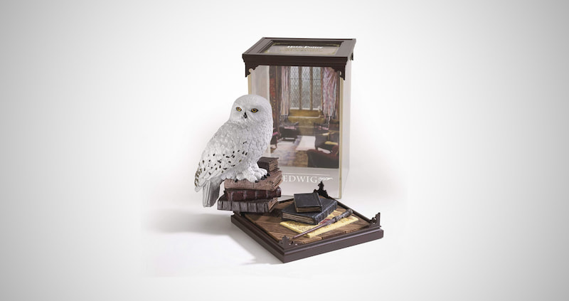 Magical Creatures: No.1 Hedwig