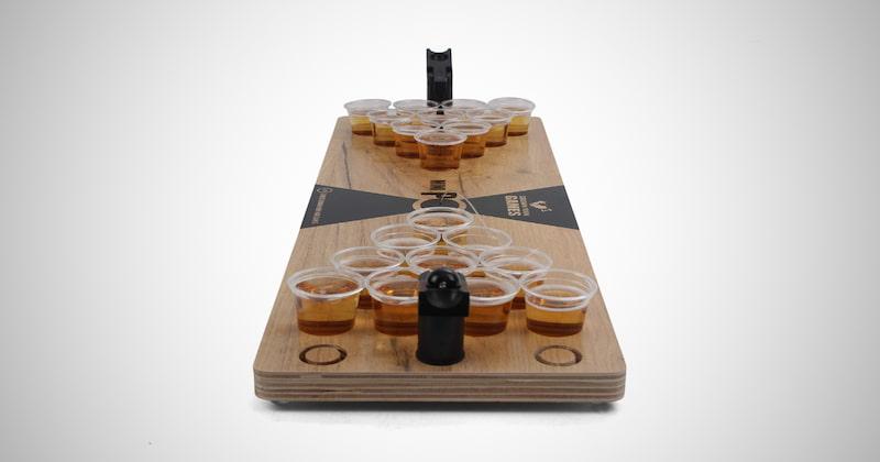 Tabletop Beer Pong