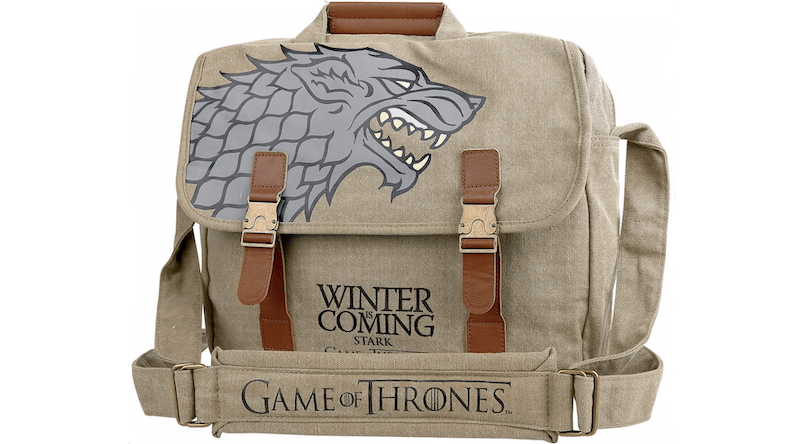 Winter is Coming Messenger Bag
