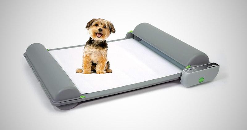 BrilliantPad Automatic Indoor Dog Potty
