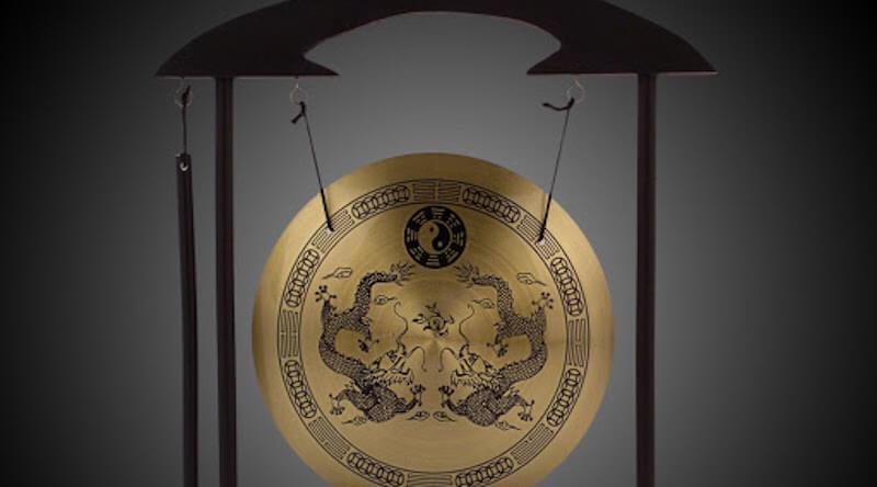 Feng Shui Desktop Gong