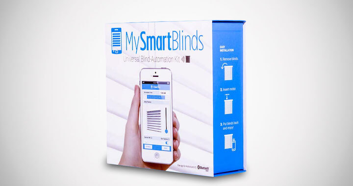 Blinds Automation Kit