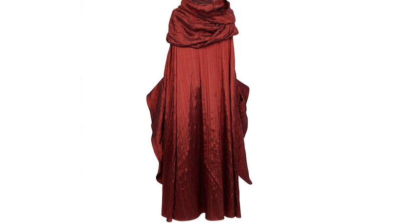 The Red Woman Melisandre Cosplay Costume