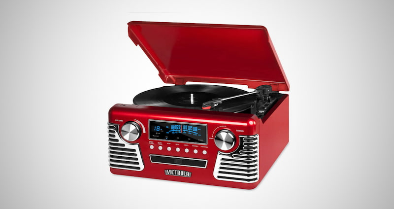 Victrola 50's Retro Record Player