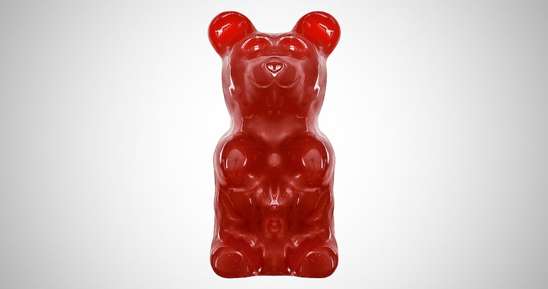 World's Largest Giant Gummy Bear