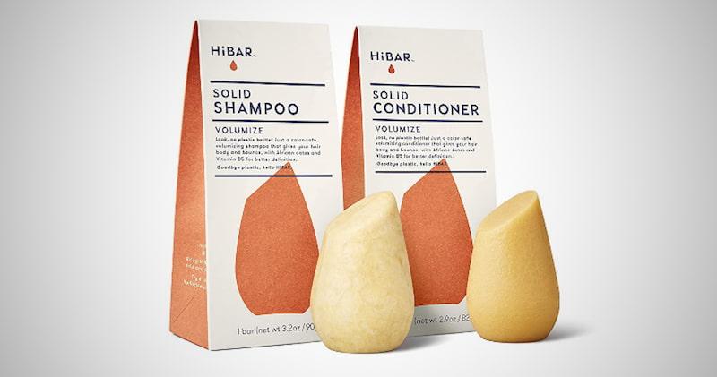 HiBar Solid Shampoo Bar