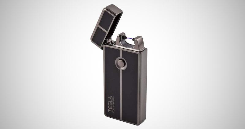 Tesla Rechargeable Windproof Arc Lighter