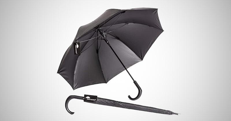 Unbreakable Walking-Stick Umbrella
