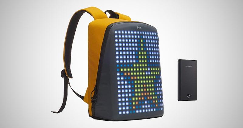 Digital Programmable Pix Backpack