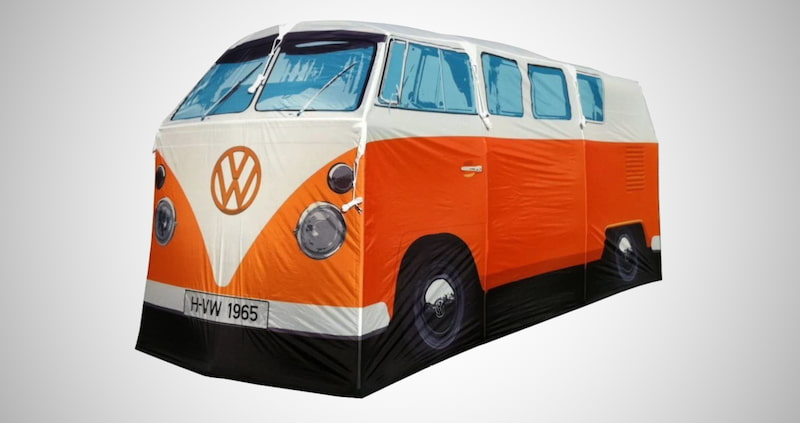 Volkswagen Camping Tent for Families