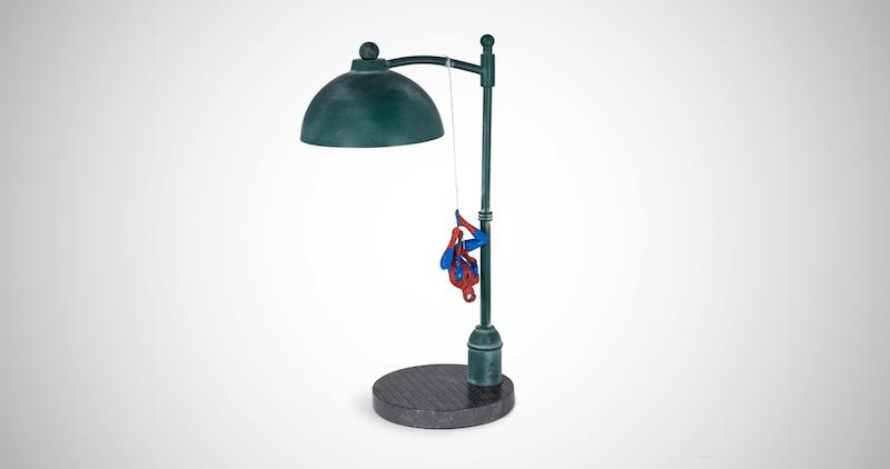 Marvel Spider Man Streetlight
