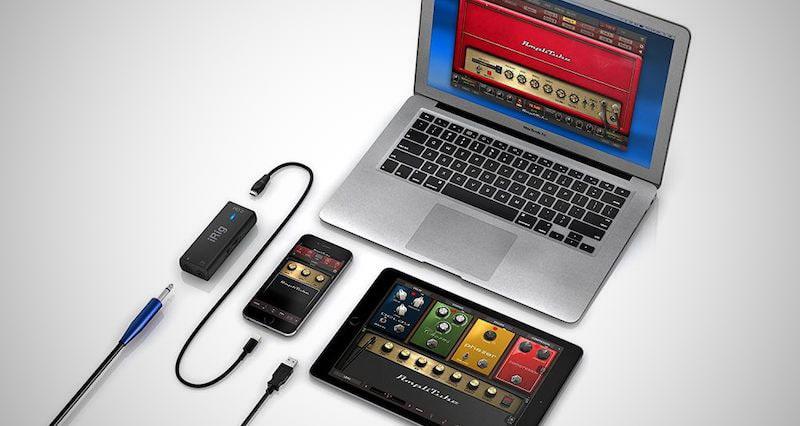 iRig HD 2 Digital Guitar Interface