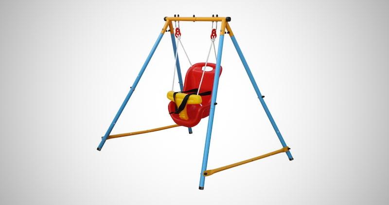 KLB Sport Baby Swing Set