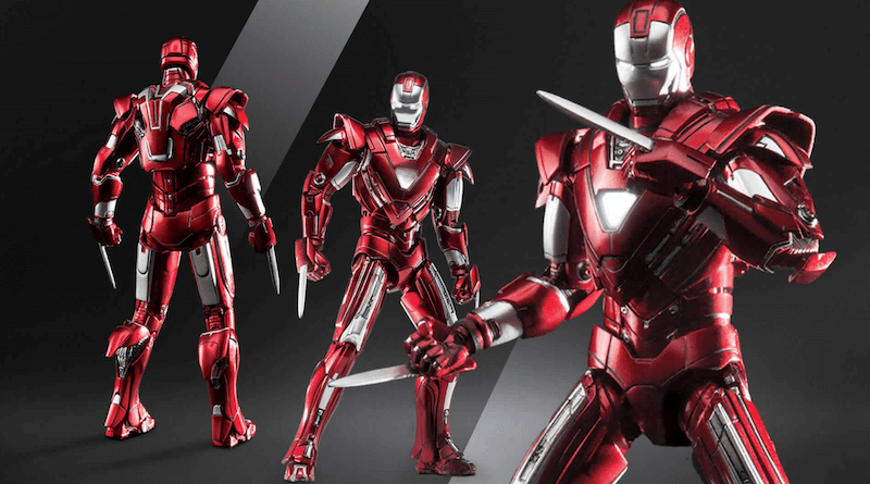 Iron Man MK33 Centurion Figure
