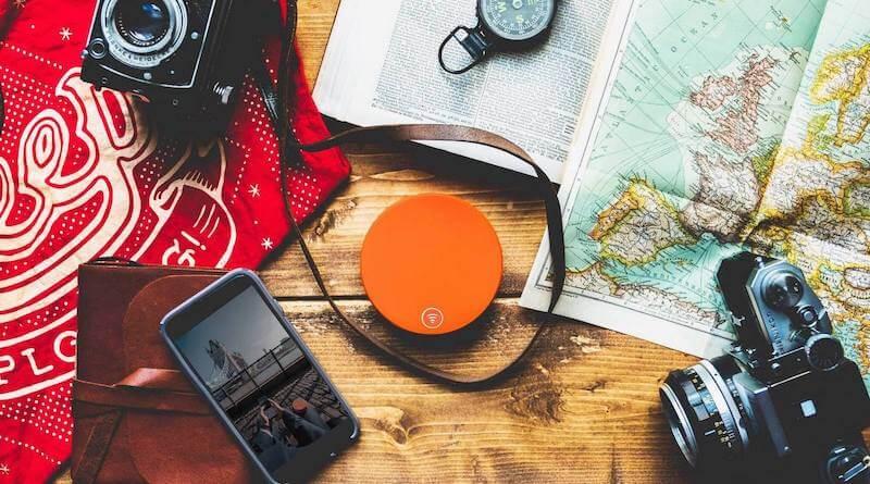 Skyroam Solis X Global WiFi Smartspot