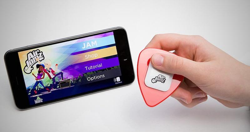 AirJamz Bluetooth Air Pick & Music Toy