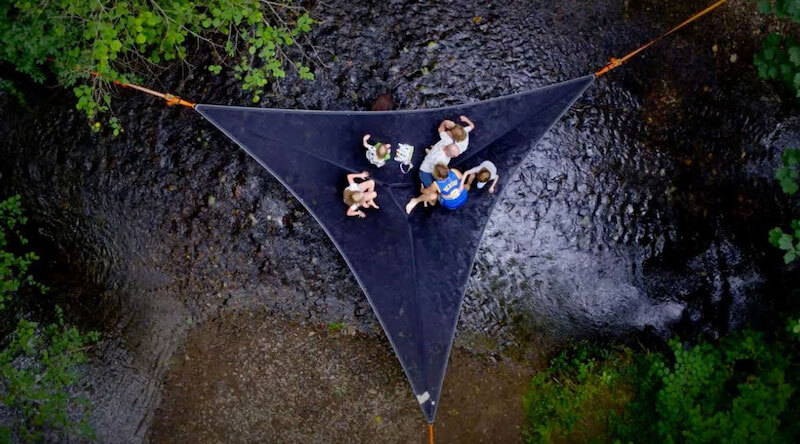Giant 6 Person Hammock