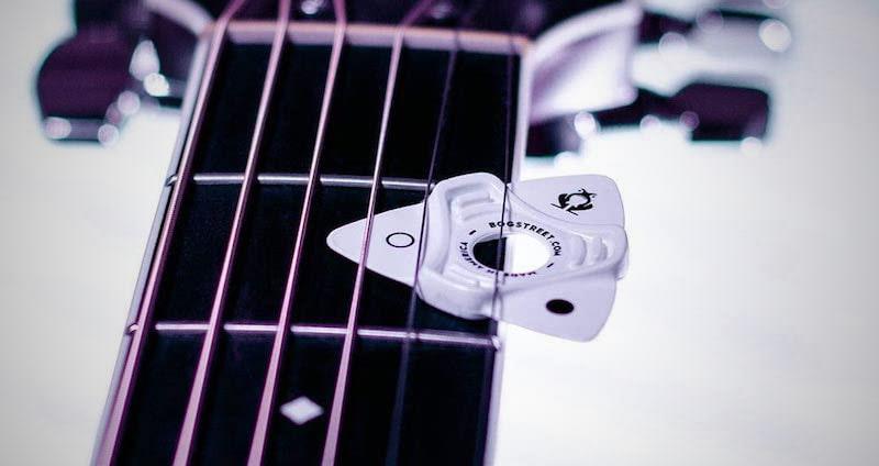 3-Sided Ergonomic Guitar Picks