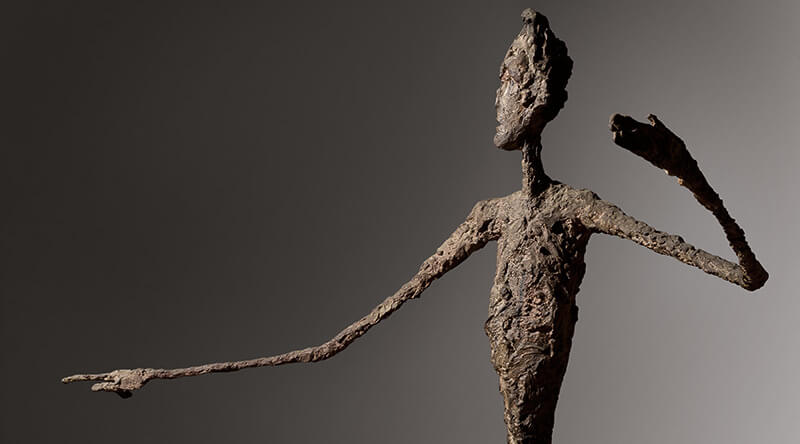 The World's Most Expensive Sculpture - US$ 141.3 Million