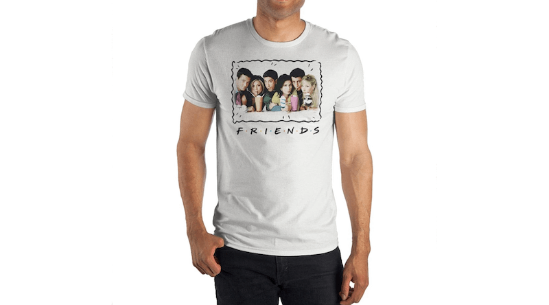 Friends TV Show Cast T Shirt