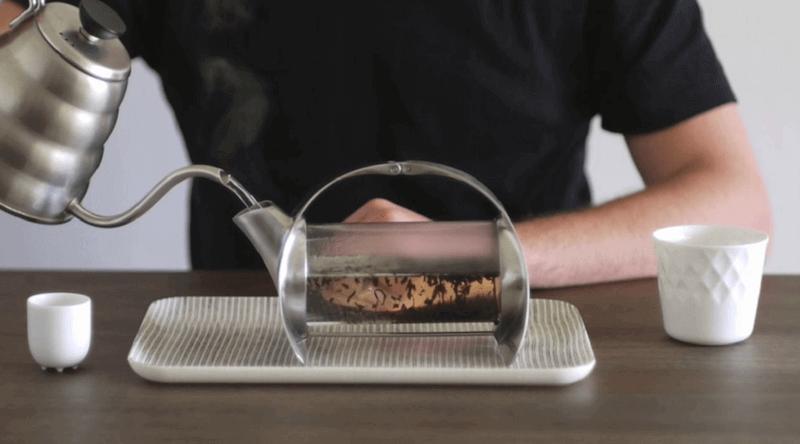 Sorapot Modern Teapot