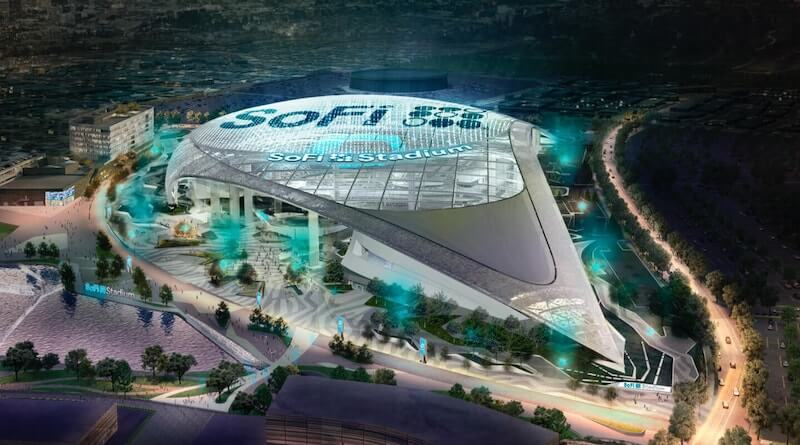 The World's Most Expensive Stadium - US$4.9 billion
