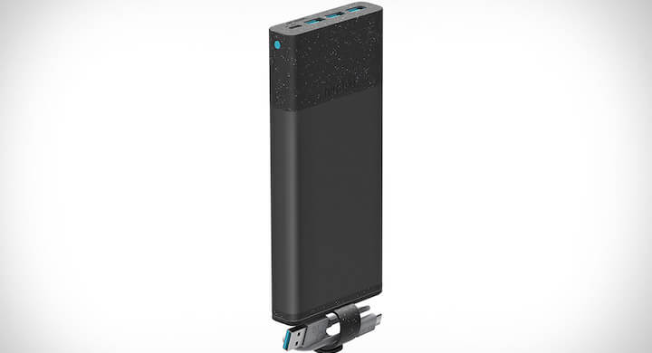 Nimble Eco-Friendly 10-Day Fast Charger